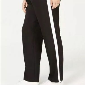 Michael Kors Stripe Track Pants